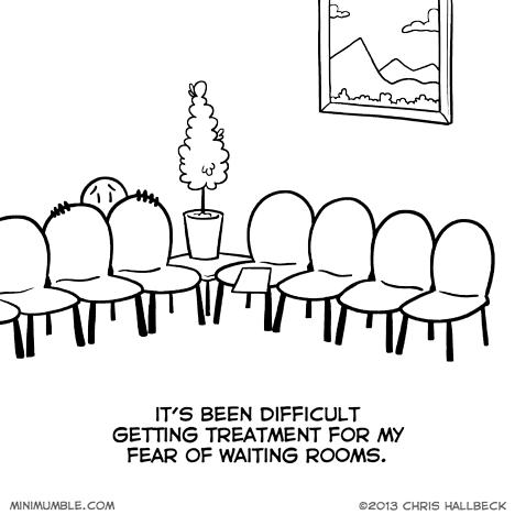 #400 – Waiting