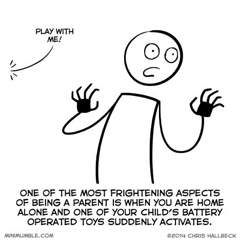 #491 – Fright
