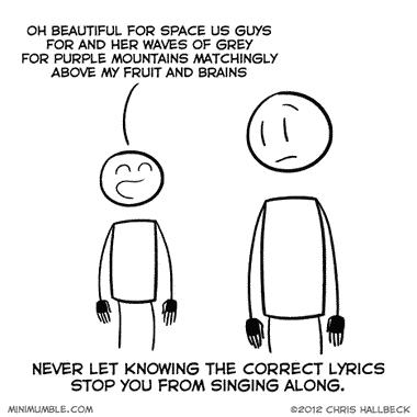 #157 – Lyrical