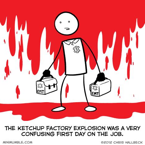 #182 – Ketchupped