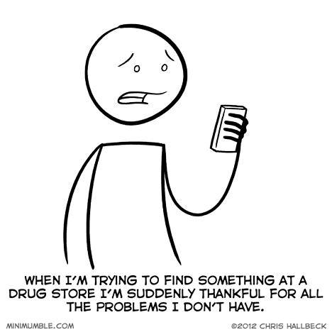#201 – Problems