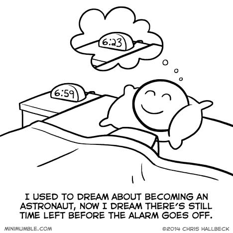 #467 – Dreams