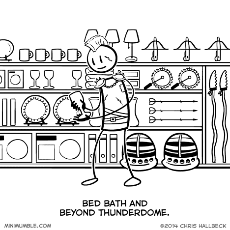 #474 – Housewares