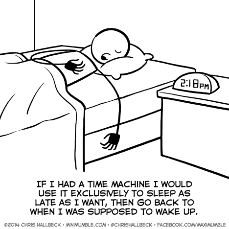 #535 – Snooze