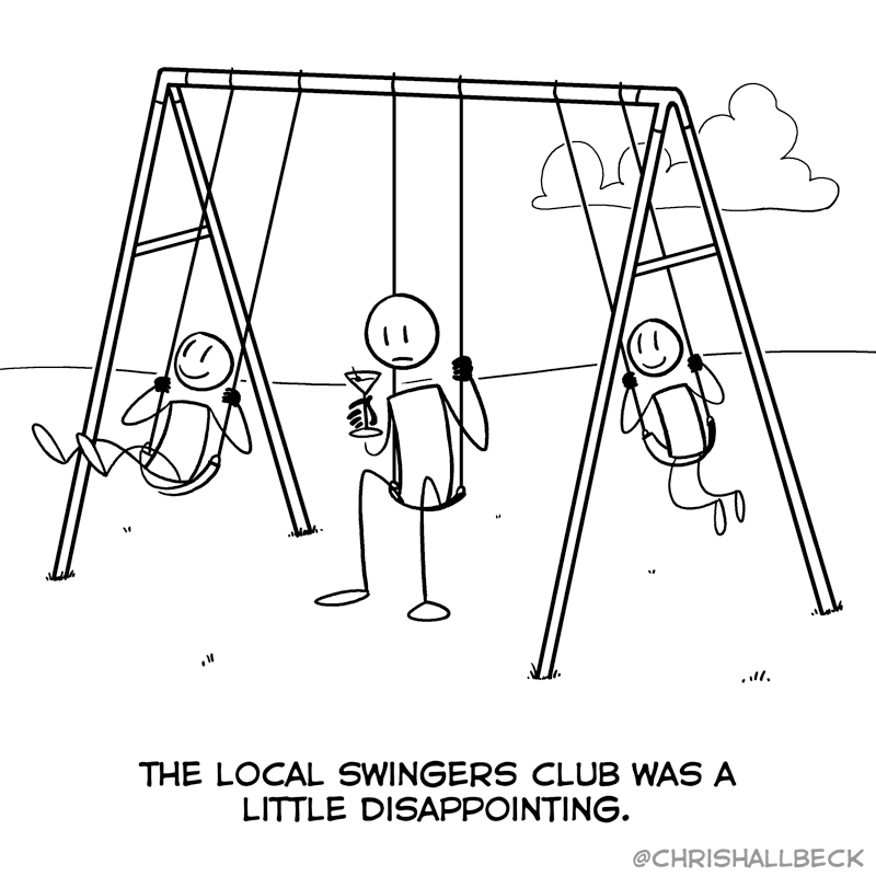 #138 – Swingers